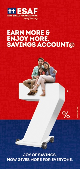 Fixed Deposit Interest at 7%