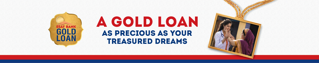 Banner image of Gold Loan